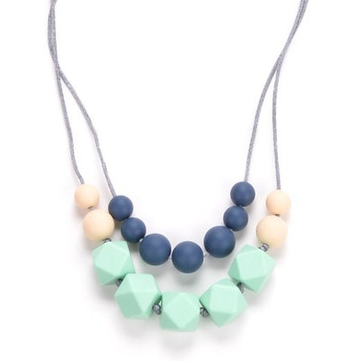 "Marotaro ""Harper"" Designer Teething Necklace"
