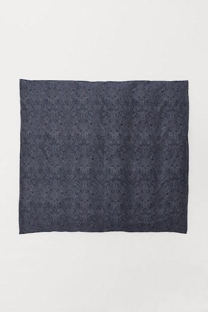 Patterned Duvet Cover