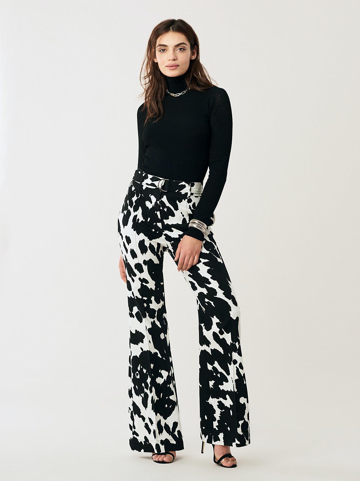 Joan Cotton Flare Pants