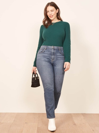 Extended Sizes Liza High Straight