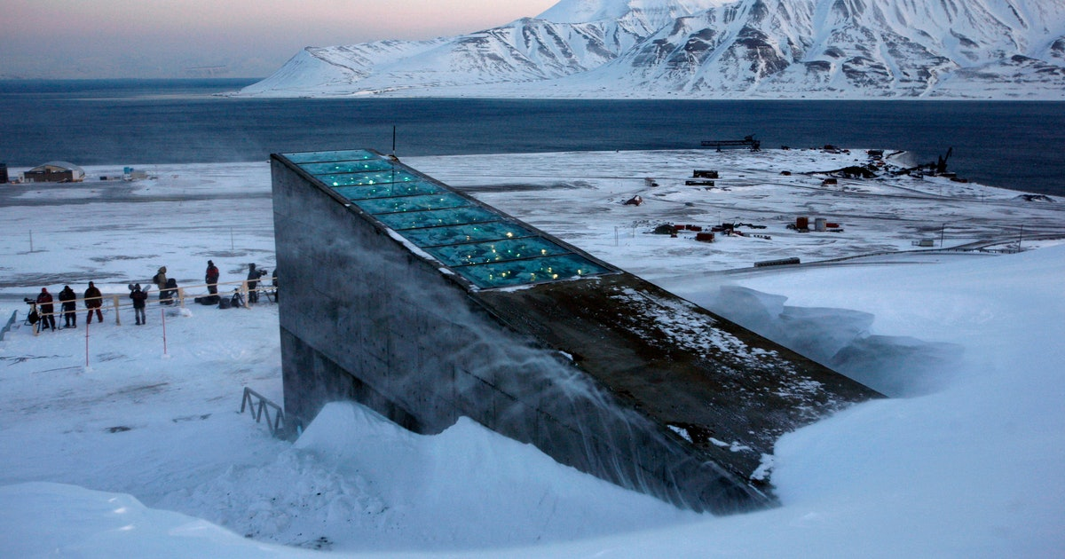 The Doomsday Vault Location Is Feeling The Effects Of Climate Change, A New Report Says