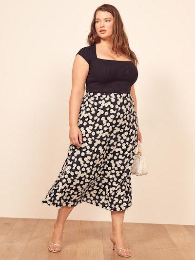 Extended Sizes Bea Skirt