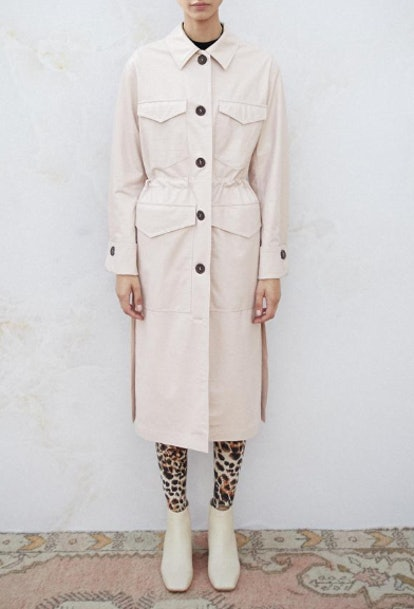 Oversized Duster Coat