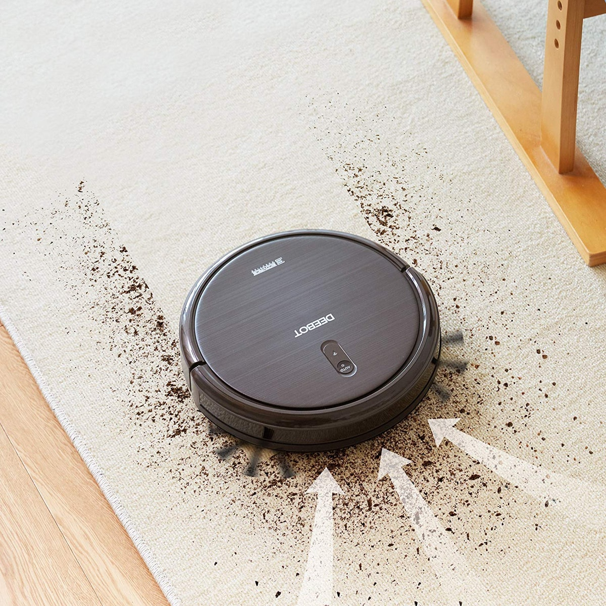 Ecovacs Self-Charging Robot Vacuum