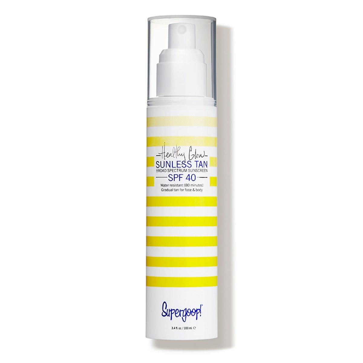 Healthy Glow Sunless Tan