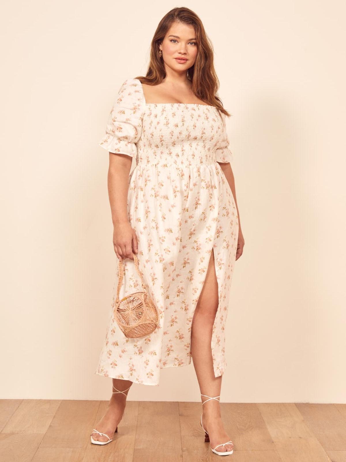 Extended Sizes Marabella Dress