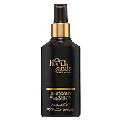 Liquid Gold Dry Tanning Oil