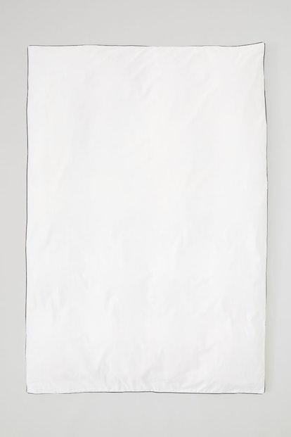 Cotton Satin Duvet Cover