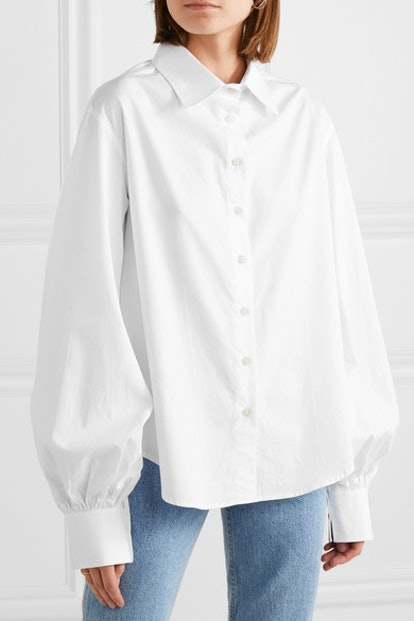 Castiglia Cotton-Poplin Shirt