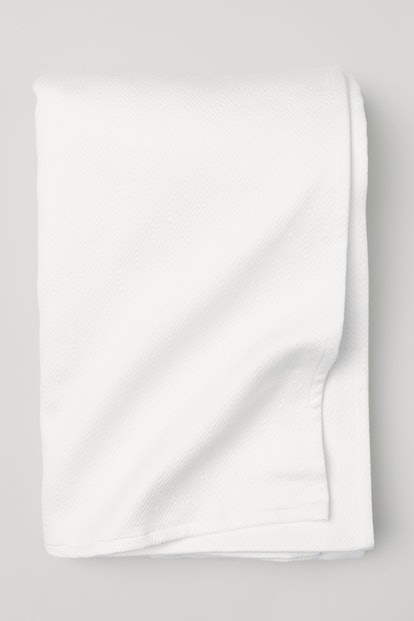 Jacquard-weave Bedspread