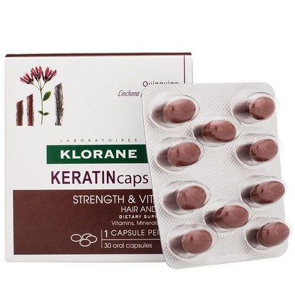 KERATINcaps Hair & Nails Dietary Supplement