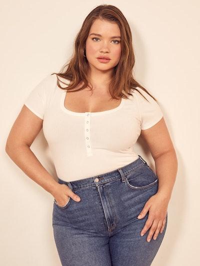 Extended Sizes Rawson Bodysuit