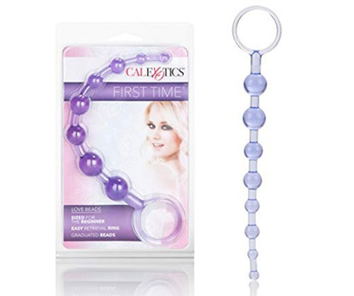 California Exotic Novelties First Time Love Beads