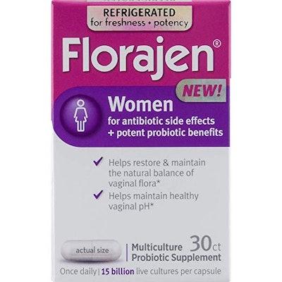 Florajen Women Probiotics (30 Count)