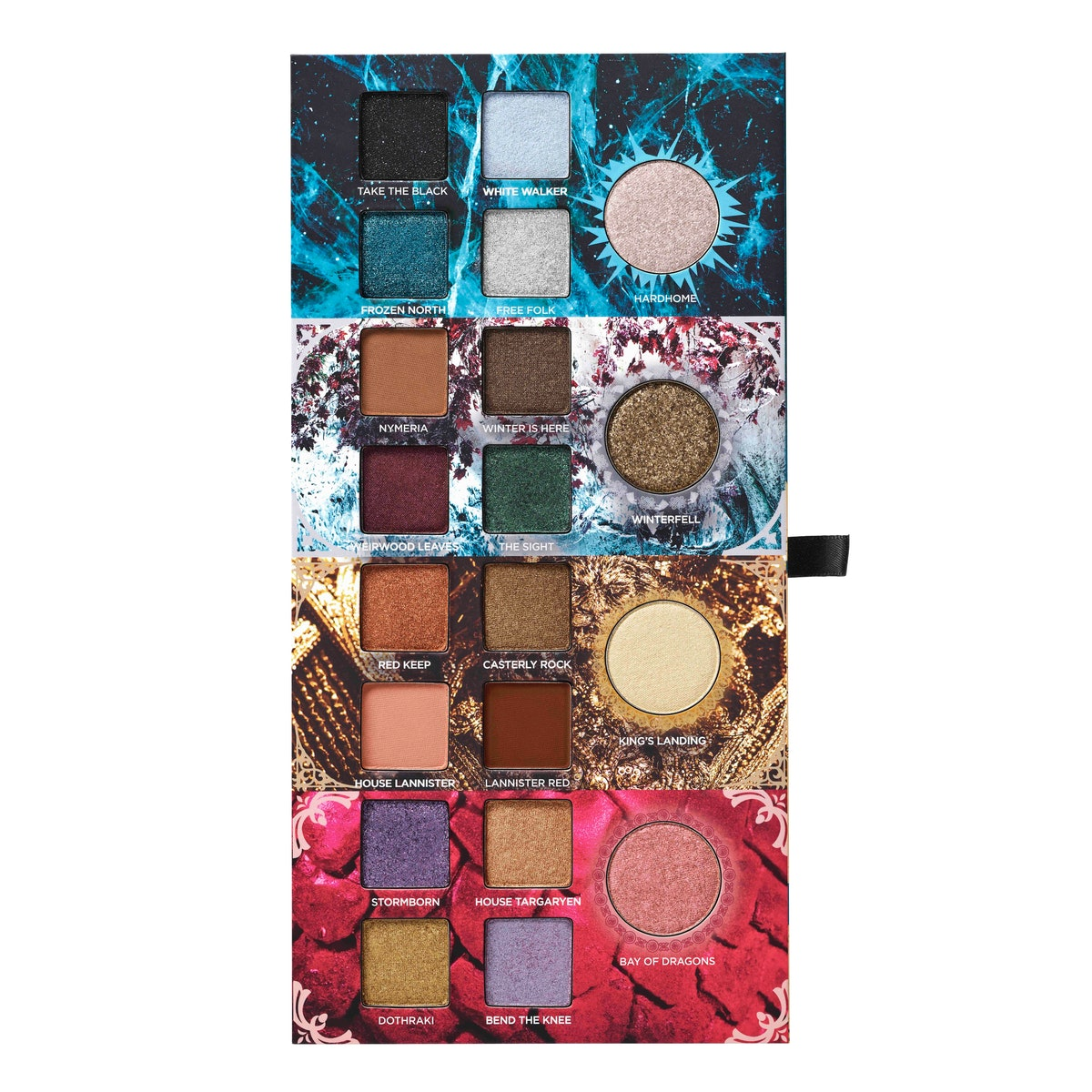 The Urban Decay | Game of Thrones Eyeshadow Palette