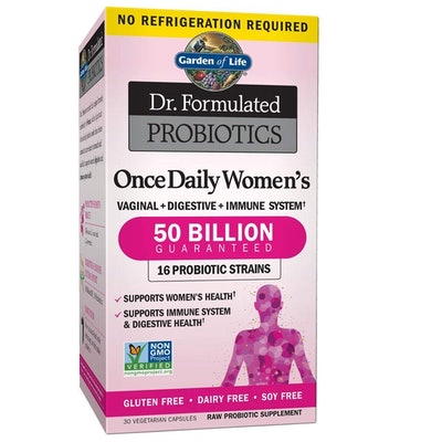Garden of Life Dr. Formulated Women's Probiotics (30 Count)