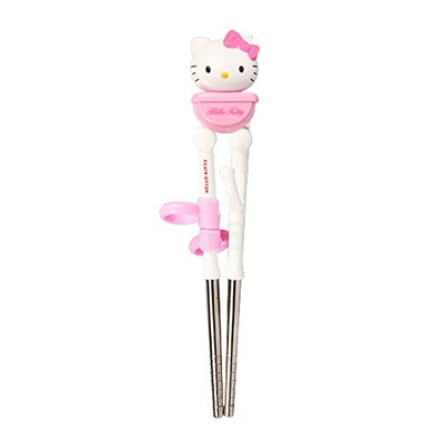 Hello Kitty Training Chopsticks