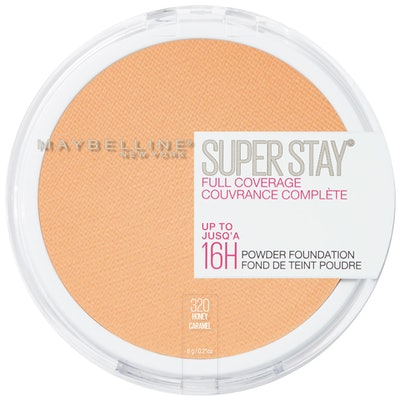Maybelline Super Stay Full Coverage Powder Foundation Makeup, Matte Finish