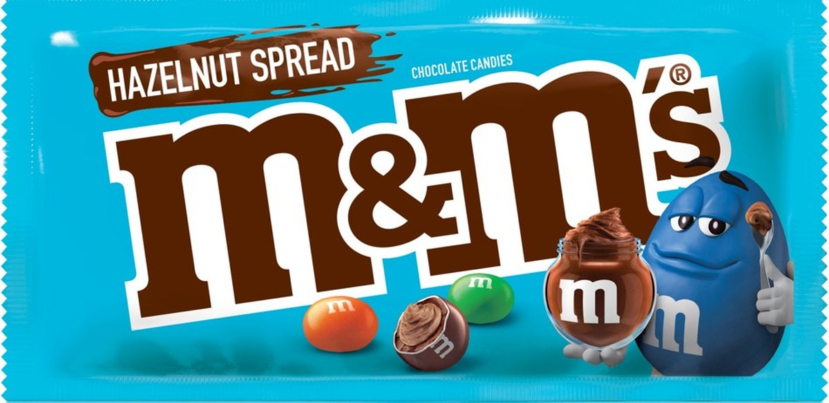 Hazelnut Spread M&M'S Are Coming, & We're Literally Going Nuts For Them