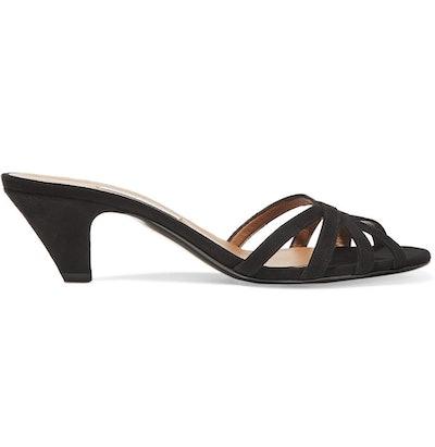 Alvy Suede Sandals