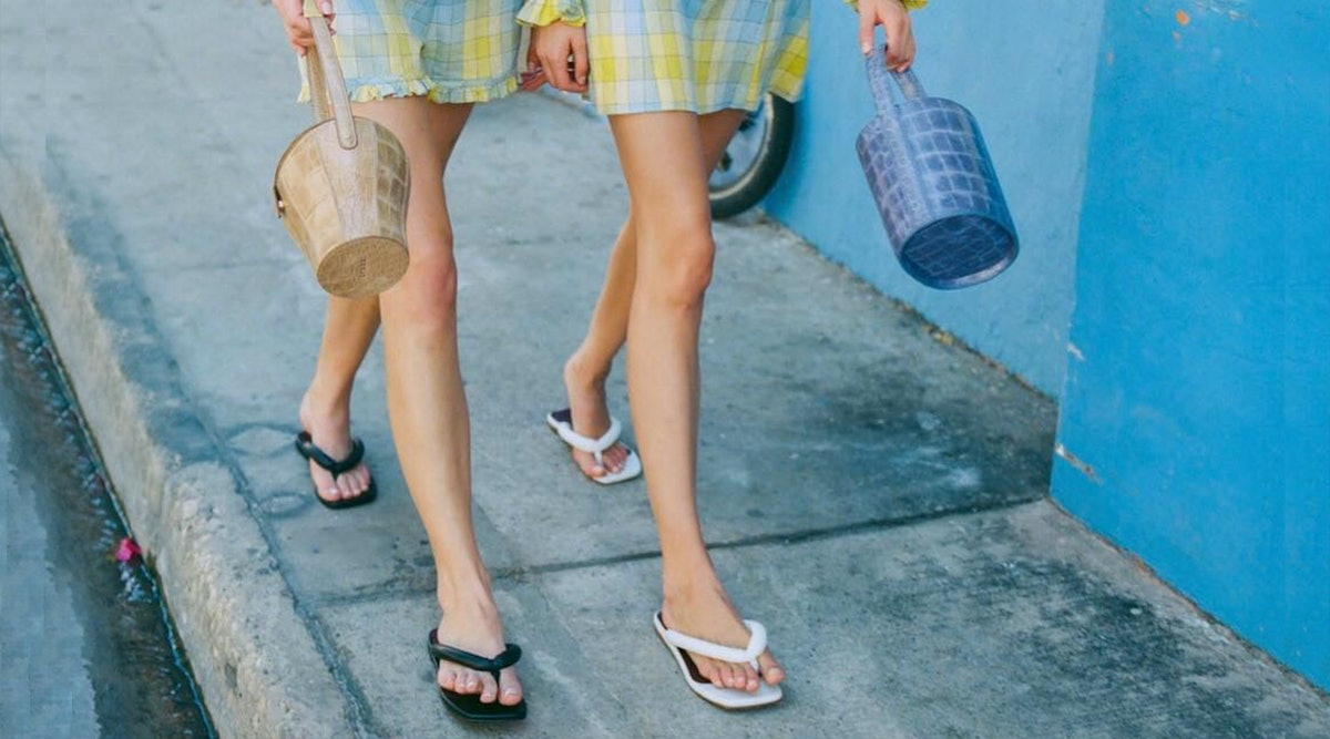The Designer Flip Flop Trend Is Happening — And We're Here For It