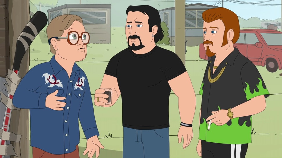 94d1315c651e Will  Trailer Park Boys  Return  The Animated Series Gives Fans One Last  Glimpse Of Mr. Lahey