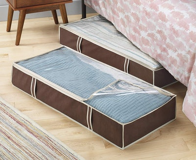 Whitmore Zippered Underbed Bags (2-Count)