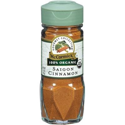 100% Organic, Saigon Cinnamon