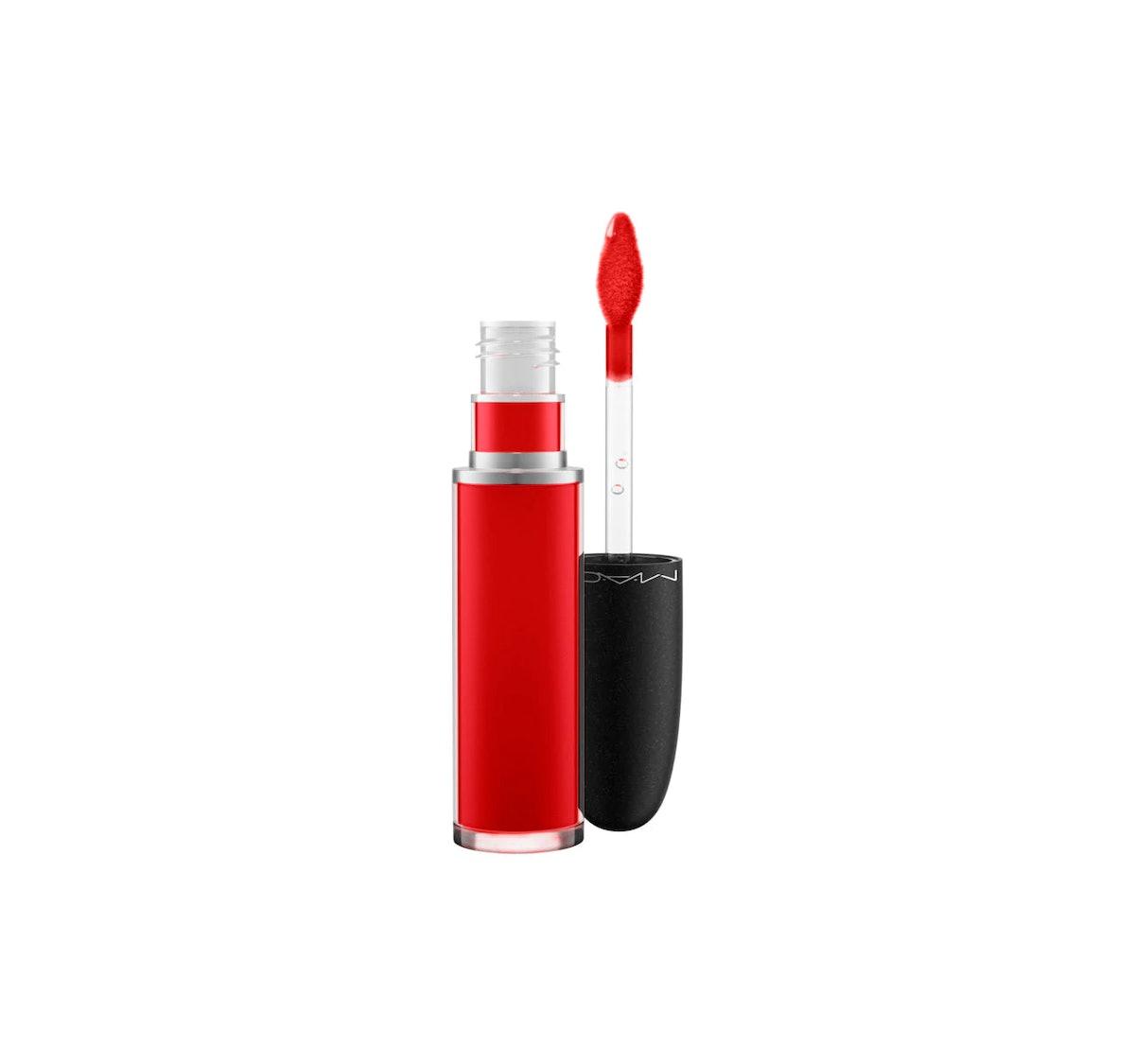 MAC Retro Matte Liquid Lipcolor in Fashion Legacy