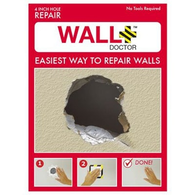 Wall Doctor Drywall Patch Kit (1 Patch)