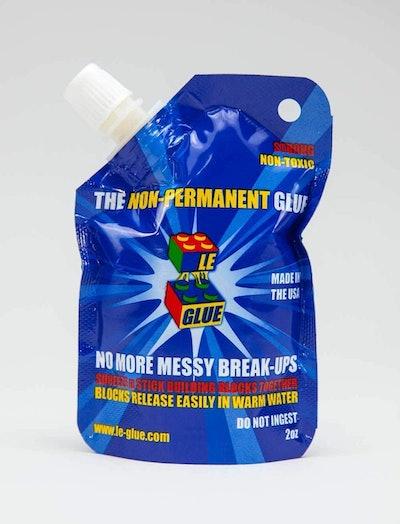 Le-Glue Temporary Glue