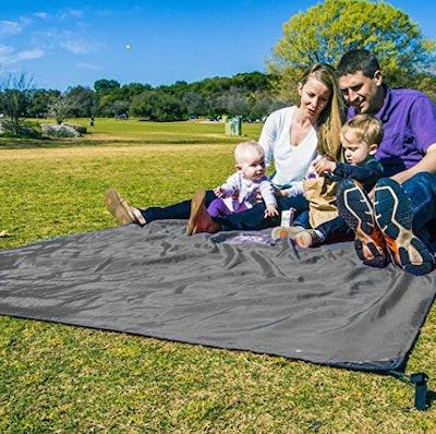Monkey Mat Portable Blanket