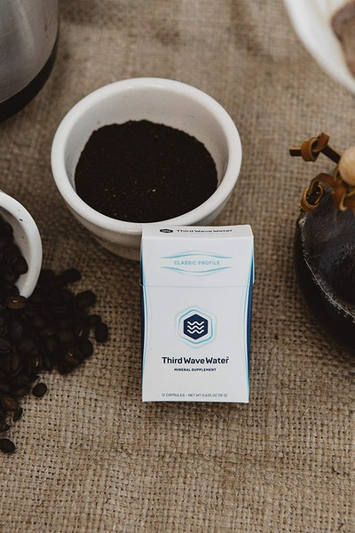 Third Wave Water Flavor Optimizing Coffee Water Supplement