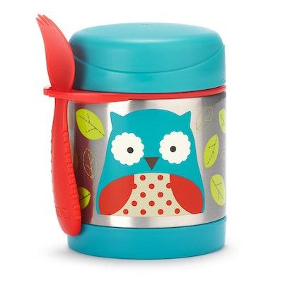 Skip Hop Insulated Food Jar And Spork Set