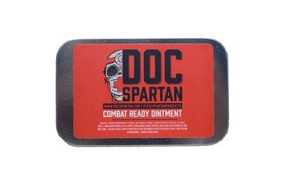 The Doc Spartan Combat Ready Ointment