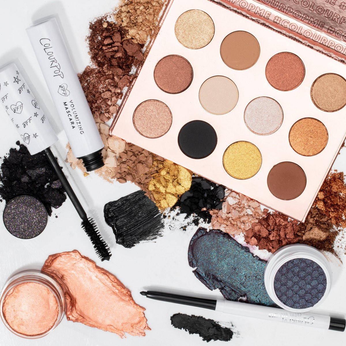 The Best ColourPop Eyeshadow Palettes, According To These Glowing Reviews