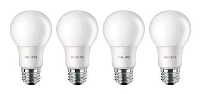 Phillips LED Light Bulb (4-Pack)