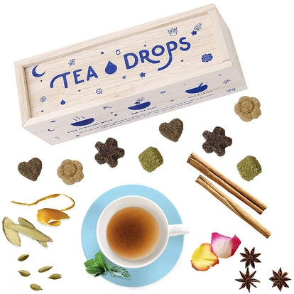 Tea Drops Instant Pressed Teas (8 Count)