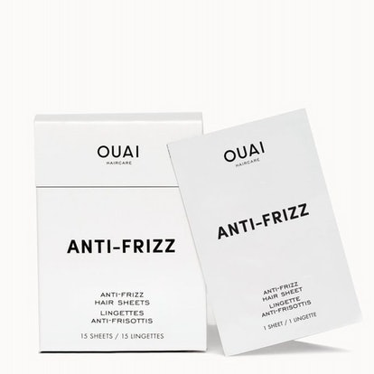 Anti-Frizz Hair Sheets