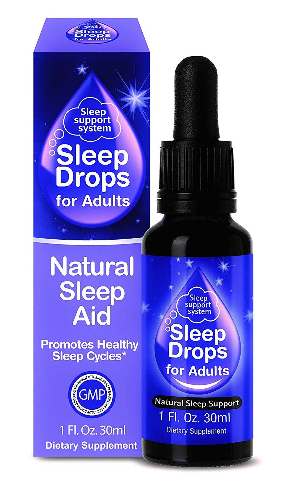 SleepDrops Herbal Sleep Aid
