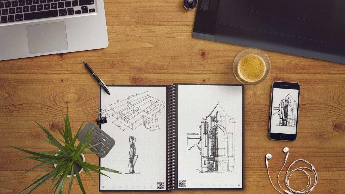 Rocketbook Everlast Reusable Notebook