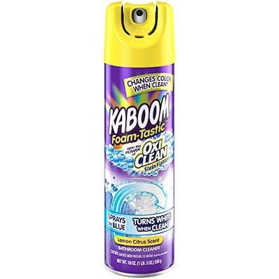 Kaboom Foam-Tastic Bathroom Cleaner with Oxiclean