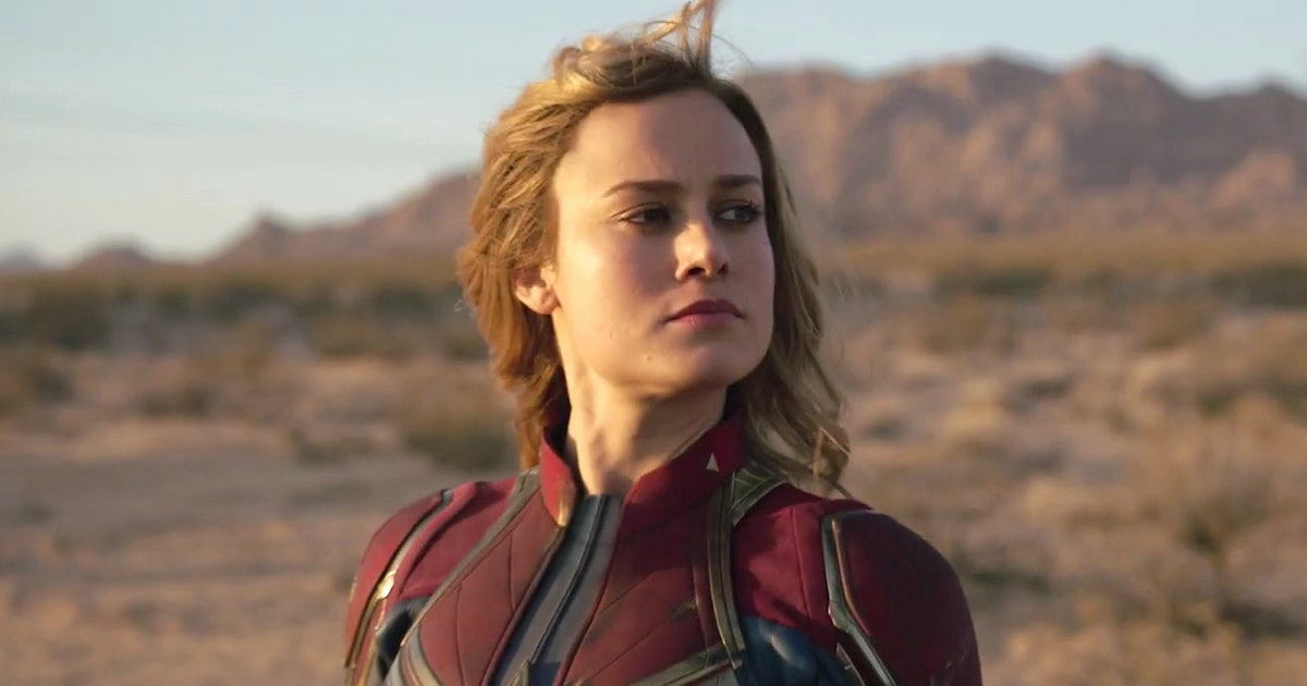 How Does 'Captain Marvel' Tie Into 'Infinity War'? Here's Your Official Marvel Breakdown