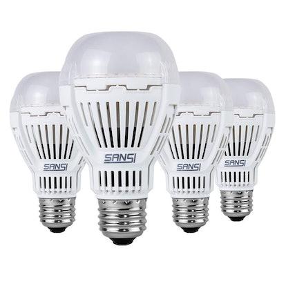 SANSI LED Light Bulbs (4-Pack)
