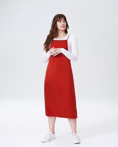 Prinia Pinafore Dress