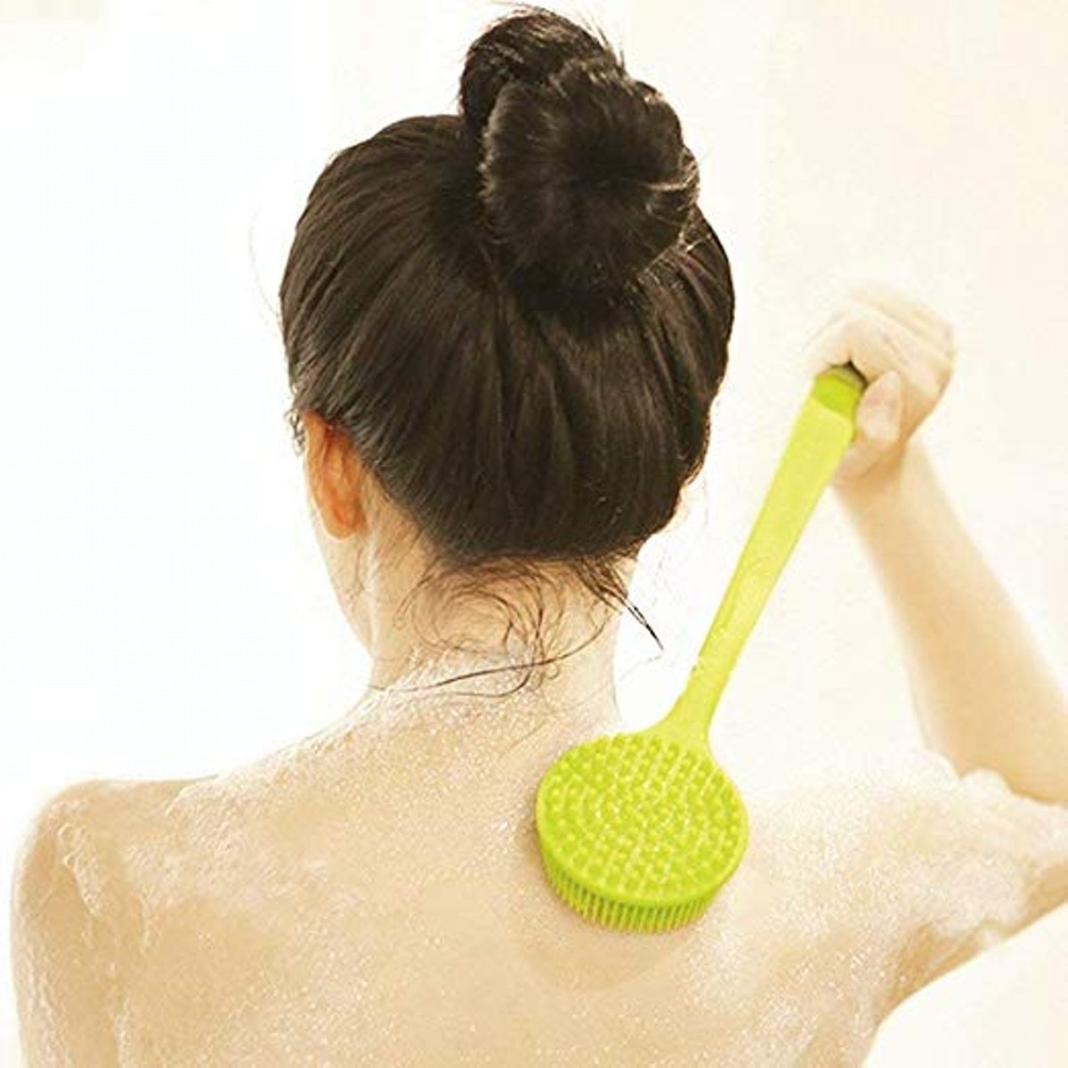 COSTOM Silicone Body Brush (2 Pack)