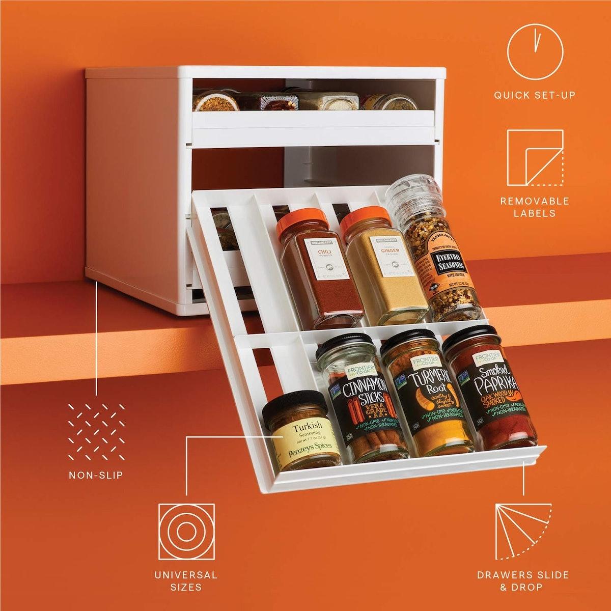 YouCopia Spice Rack