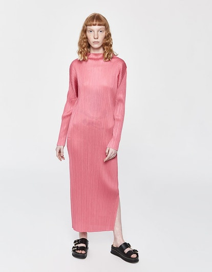 Monthly Colors Long Sleeve Dress
