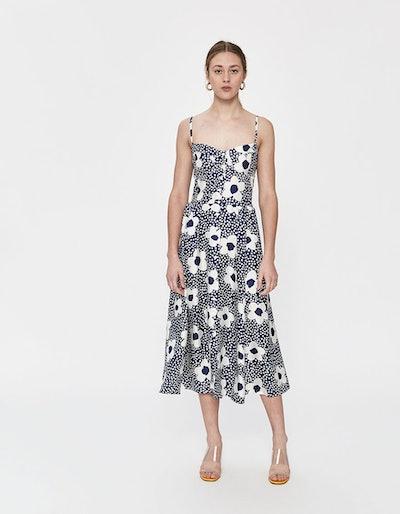 Carnelia Midi Dress