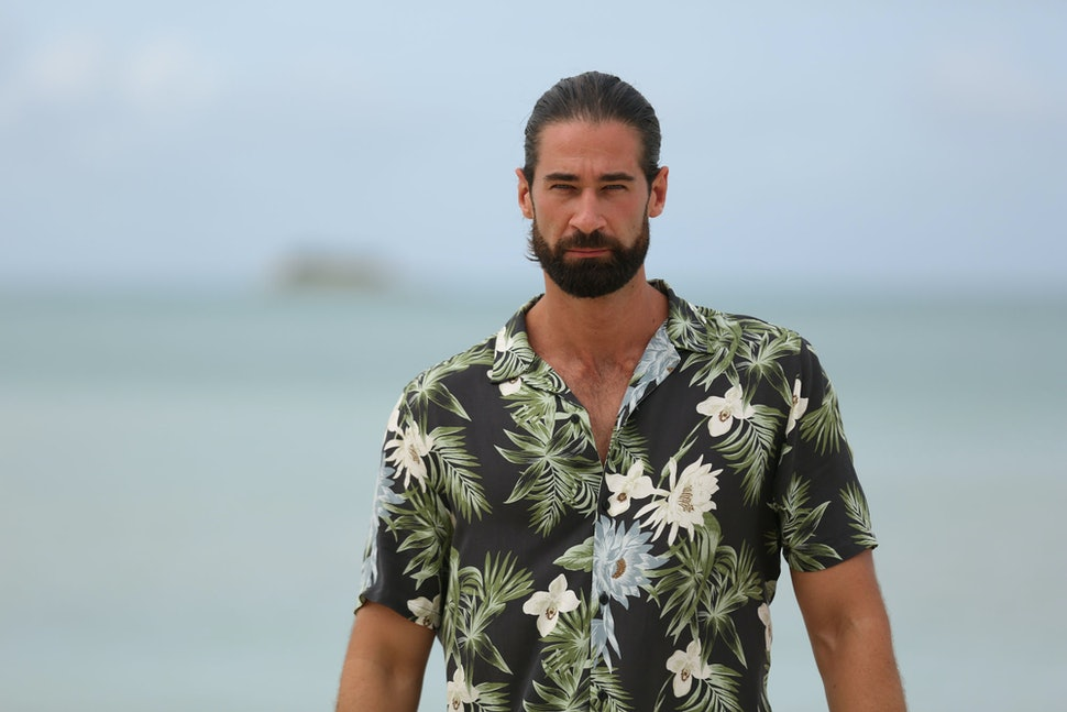 The Bachelor UK Photo: How To Follow 'The Bachelor's Alex Marks On Instagram